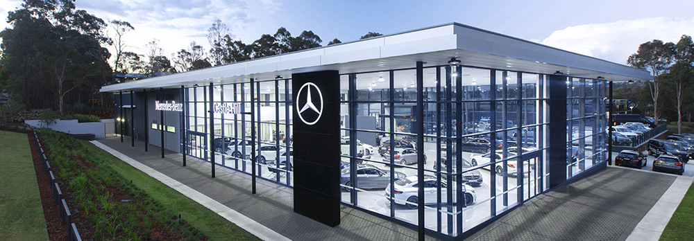 Welcome to Mercedes-Benz